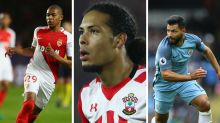 Hot Football Transfer Gossip: Chelsea 'swoop for Aguero', Van Dijk 'only wants Liverpool move', Arsenal 'give up on Mbappe'