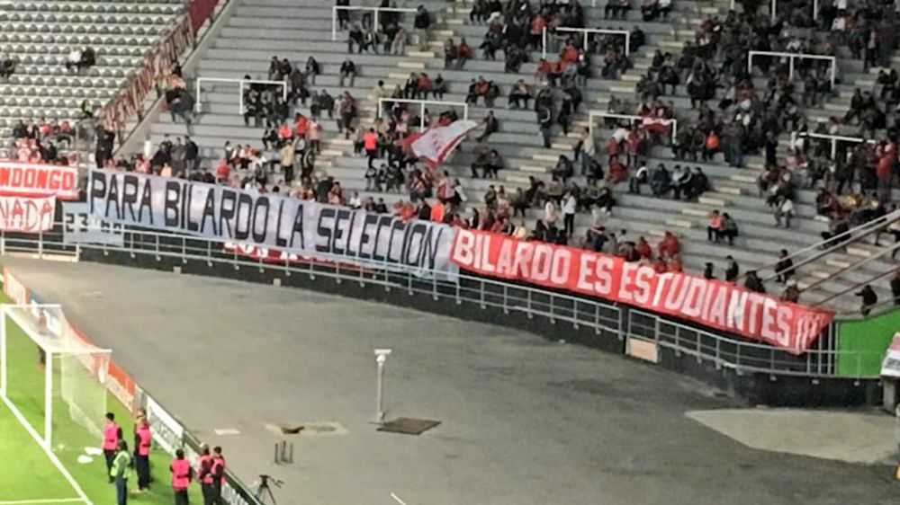 ¡Por la vuelta! Los hinchas del Pincha piden a Bilardo para la Selección argentina
