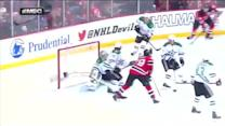 Michael Ryder rips one-timer past Lehtonen
