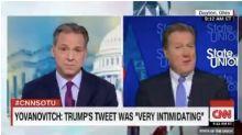 GOP Congressman: Trump's Yovanovitch Tweet 'Unfortunate' But 'Not Impeachable'