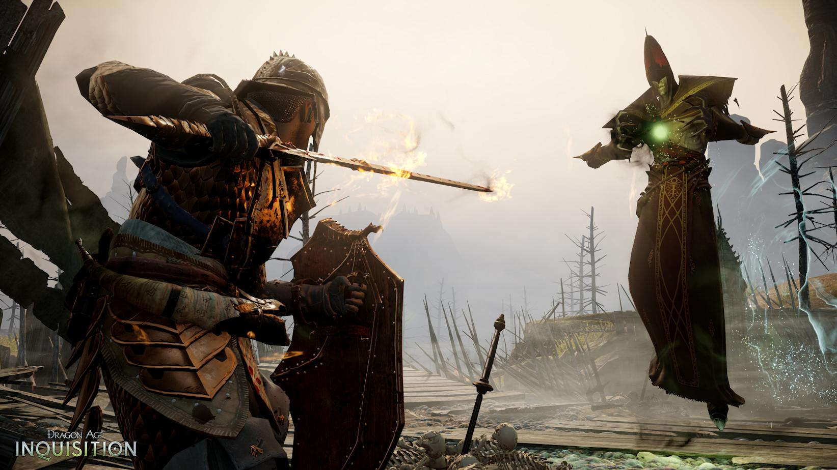 Obscure Bug in Dragon Age: Inquisition Limits Companion Chat