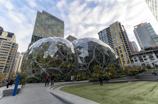 Amazon pledges $2 billion toward affordable housing in three hub cities