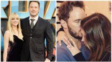 Anna Faris comments on ex Chris Pratt's engagement