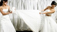 Bride shocked at mother-in-law's wedding day dress choice