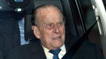 Prince Philip had an 'astonishing escape' says car crash witness