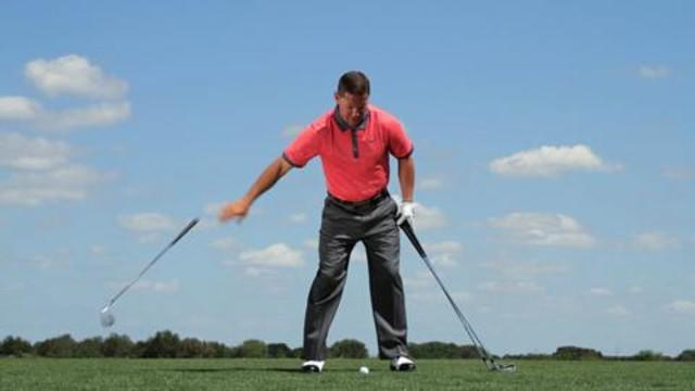 The Best of Sean Foley - Ball Position Consistency
