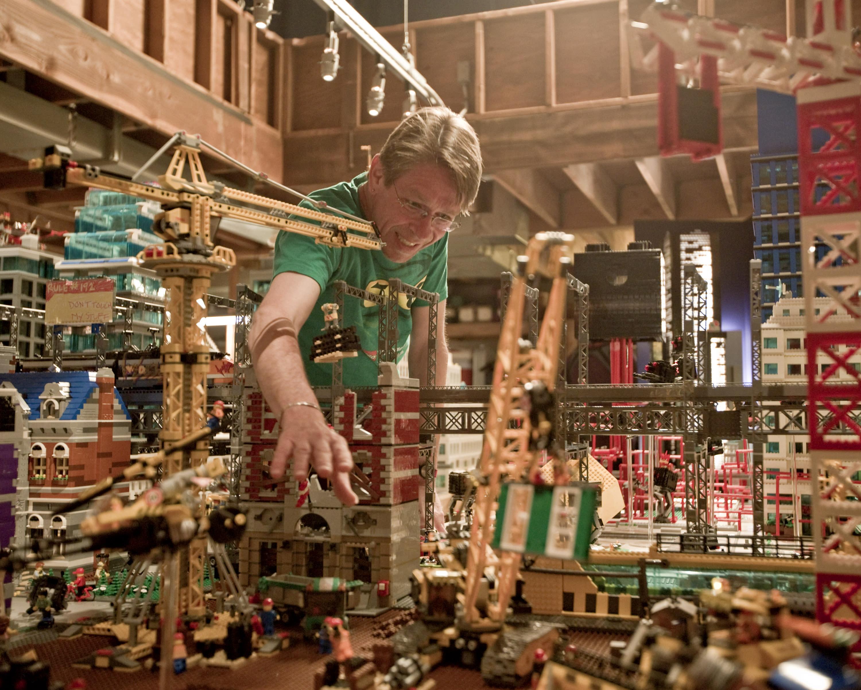 lego master builder interview