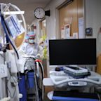 Covid: Patients being treated in US hospitals pass 100,000 for first time in pandemic