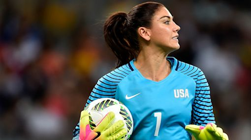 Hope Solo has shoulder replacement surgery while under U.S. suspension