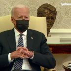 Biden calls the death of Daunte Wright a 'god-awful shooting'