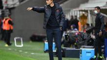 Foot - L1 - PSG - Thomas Tuchel (PSG): «Je ne suis pas très content»