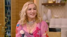Madonna is a 'fat soccer mom'?