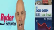 We're seeing healthy economy across all sectors: Ryder CEO
