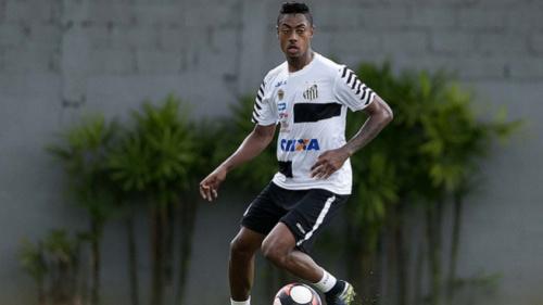 'Em casa', artilheiro do Santos sonha com primeiro gol no Mineirão