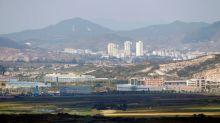 North Korea's nominal head of state visits border town amid coronavirus emergency