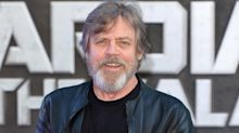 Mark Hamill on Playing With the 'Star Wars: The Force Awakens' Ball Droid and Singing for 'Elf'