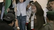 Arafat's widow wants body exhumed