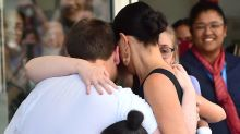 Meghan Markle shares emotional group hug with young women in Cape Town: 'You guys are going to make me cry'