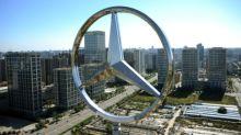Mercedes-Benz pide disculpas a China por citar al dalái lama en Instagram