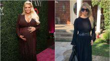 Jessica Simpson pierde 45 kilos tras dar a luz y está casi irreconocible