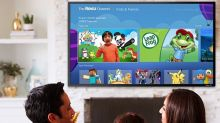 Roku adds kids and family section, parental controls
