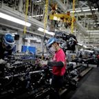 Europe's factories starting to recover, Asia's pain worsens