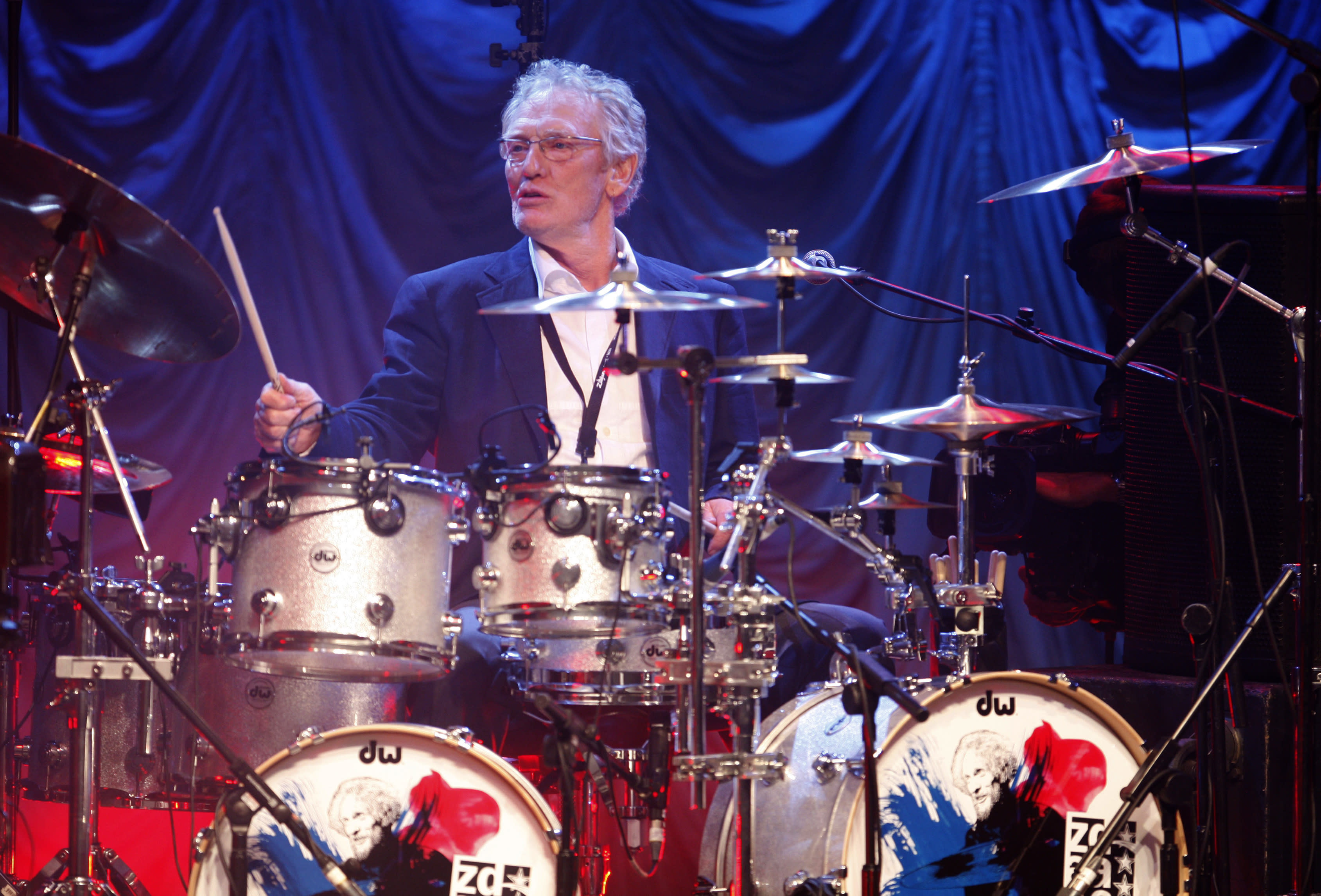 Ginger Baker, Cream's Volatile Drummer, Dies at 80