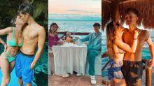 João Guilherme e Jade Picon curtem férias luxuosas no México
