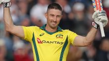 Aussies fall short against England despite Marsh ton
