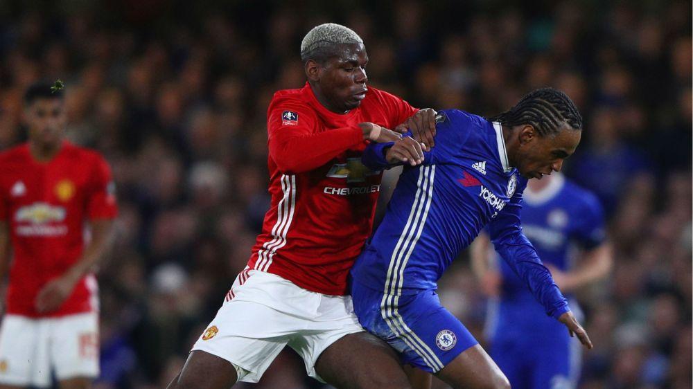 Pogba and United seeking revenge over Chelsea