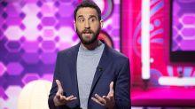 Dani Rovira naufraga con su nuevo programa en TVE: mala audiencia y muchas críticas
