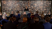 Merkel Visits Auschwitz for First Time as Chancellor