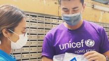 Tony Hung lends a helping hand to children through UNICEF