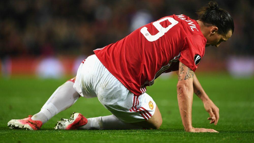 """Verletzter Ibrahimovic: """"Aufgeben ist keine Option"""""""