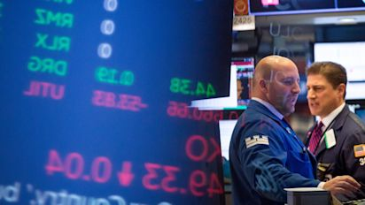 Stocks rebound, as crude continues to slide