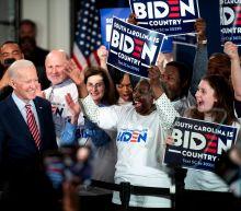 NBC News poll: Biden holds narrow lead over Sanders in South Carolina