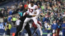 49ers relive Dre Greenlaw's iconic game-saving play against Seattle