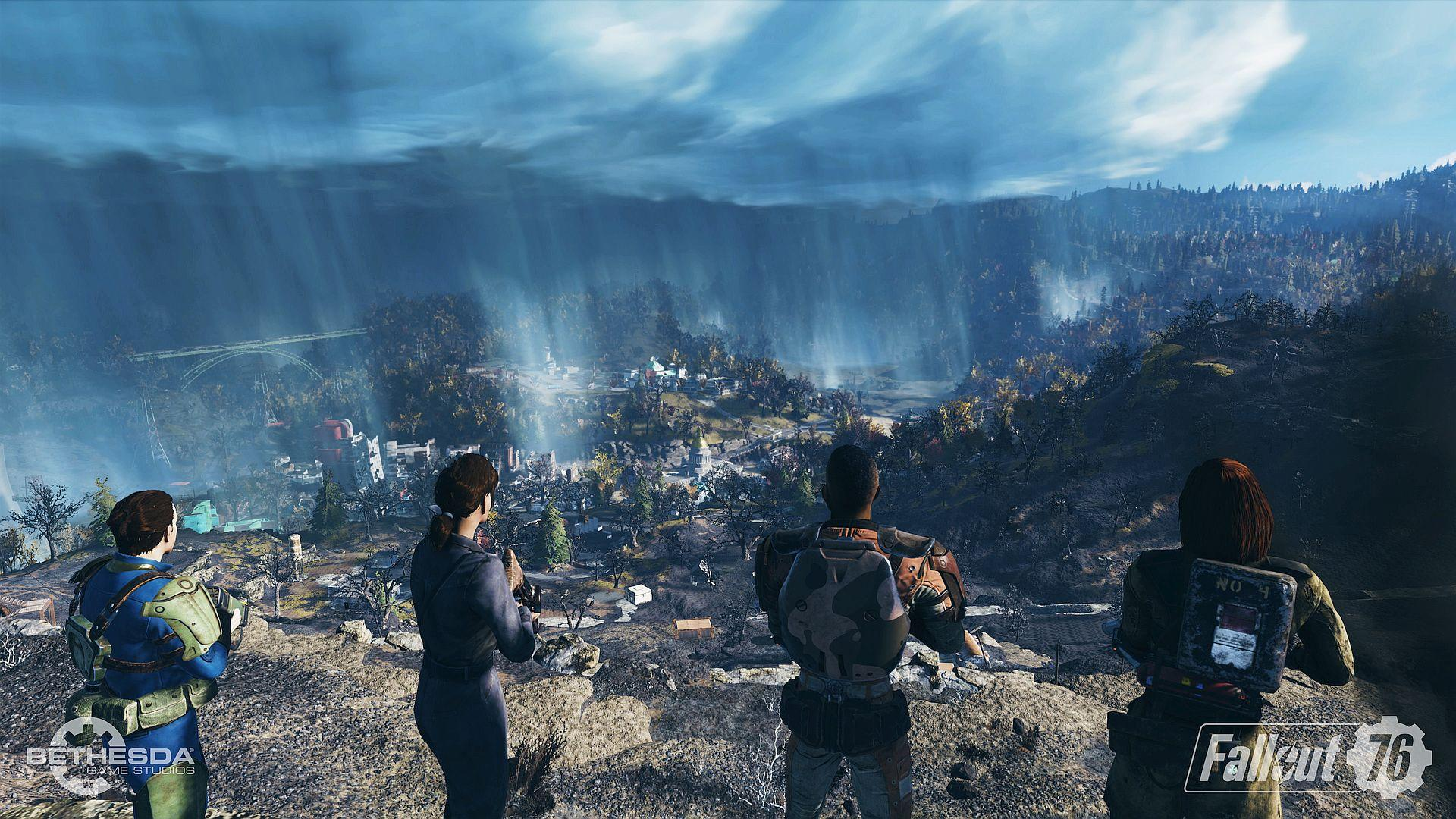 E3 2018: Trailers for 'Rage 2,' 'Fallout 76,' 'Doom Eternal
