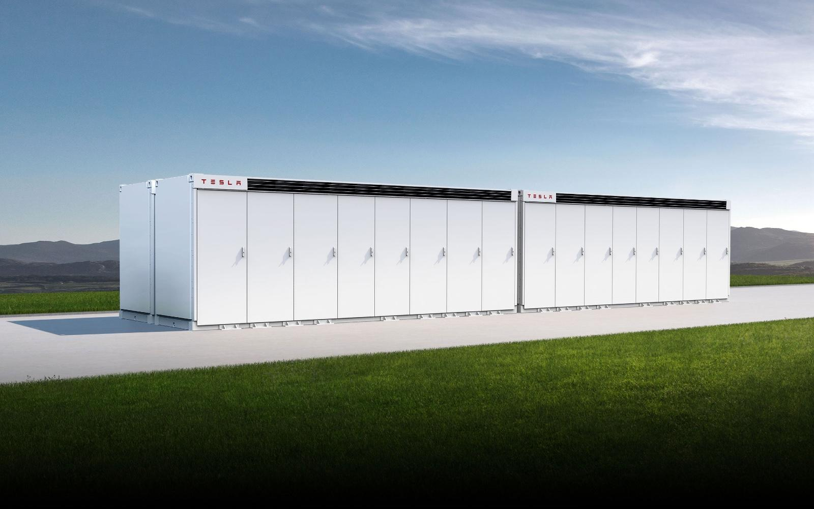 Tesla is building a 100MW energy storage project in Texas | Engadget - Engadget
