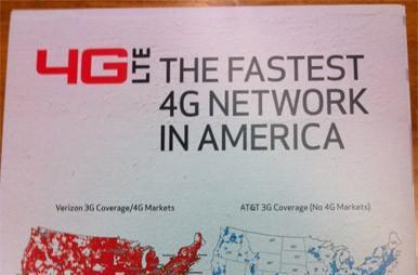 Verizon launching '4G' smack talk campaign against AT&T