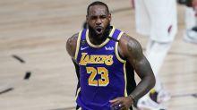 LeBron surpasses Jordan as Lakers top Trail Blazers in Game 3, Giannis' Bucks move ahead