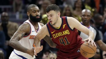 Cavs excuses player so he can watch World Cup