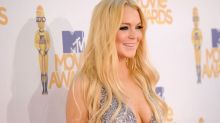 Lindsay Lohan Disables Comments In Instagram Pic With Diddy & Tom Cruise