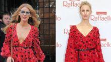 Fashion Battle: Blake Lively vs. Karolina Kurkova