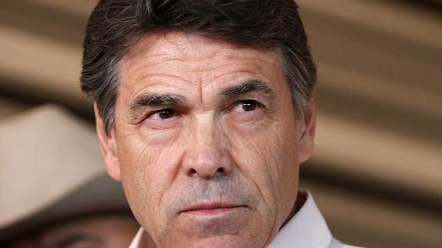 RICK PERRY'S NEXT STEPS