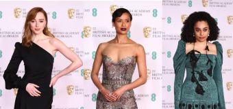 Baftas 2021: The best-dressed stars of the night