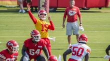 Live updates from Monday's Chiefs training camp practice