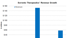 Why the Sudden Surge in Sorrento Therapeutics' Revenue?
