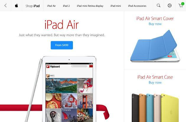 Apple Store app finally debuts for iPad with clean, tablet-friendly interface