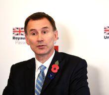 UK's Hunt visits Gulf for Khashoggi, Yemen talks
